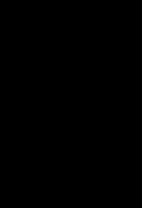 Figuras de calaveras, calabazas y frases